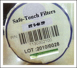 Safe-Touch Filters